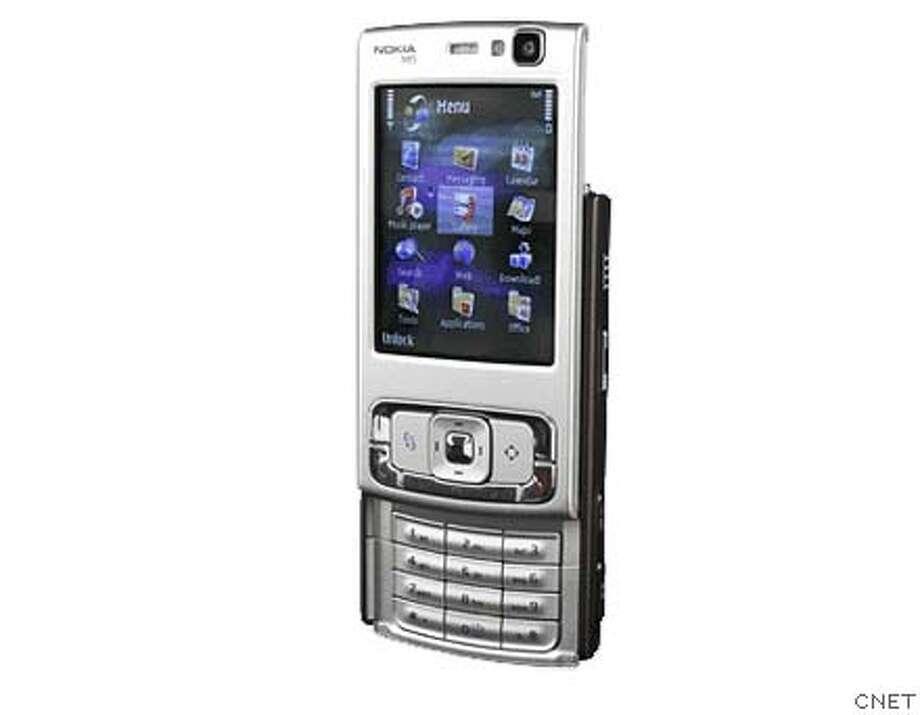 Nokia n95 Photo: Cnet
