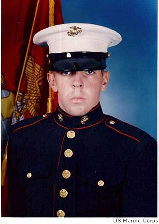Iraq War dead -- Stephen Wilson Photo: US Marine Corps