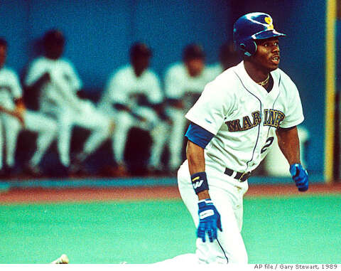 27a6738b63 The Kid is back in Seattle: Griffey excited about return / Reds star ...