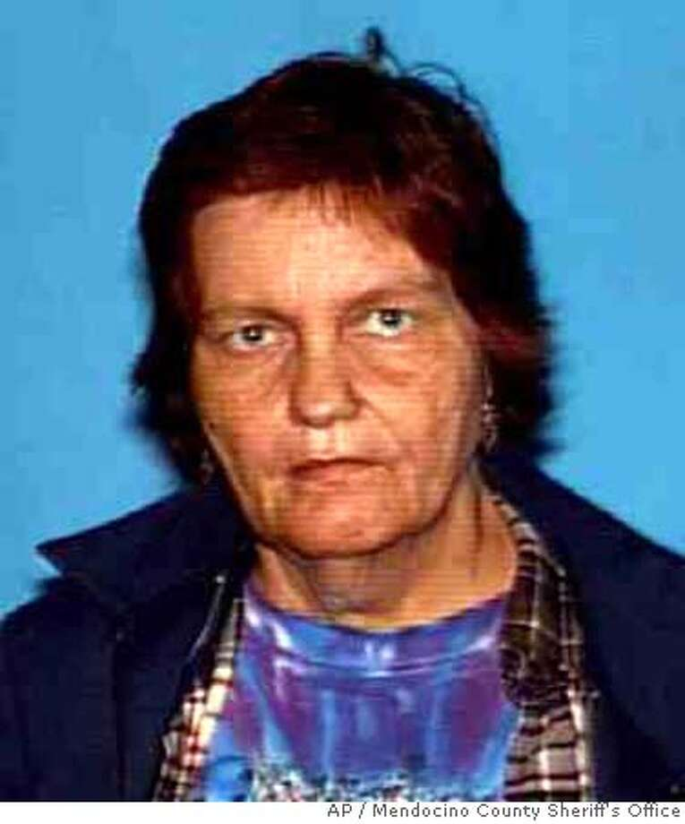 Cheryl Athene Miller is seen in this undated booking mug released by the Mendocino County Sheriff's Office. Miller, 59, killed her four young children between 1965 and 1970 authorities said. (AP Photo/Mendocino County Sheriff's Office)  Ran on: 11-02-2006  Cheryl Athene Miller reportedly confessed to her brother that she had killed four of her children.  Ran on: 11-02-2006  Cheryl Athene Miller  Ran on: 11-03-2006  Cheryl Athene Miller has lived quietly on public assistance in a San Francisco hotel. PHOTO RELEASED BY THE MENDOCINO COUNTY SHERIFF'S OFFICE Photo: N