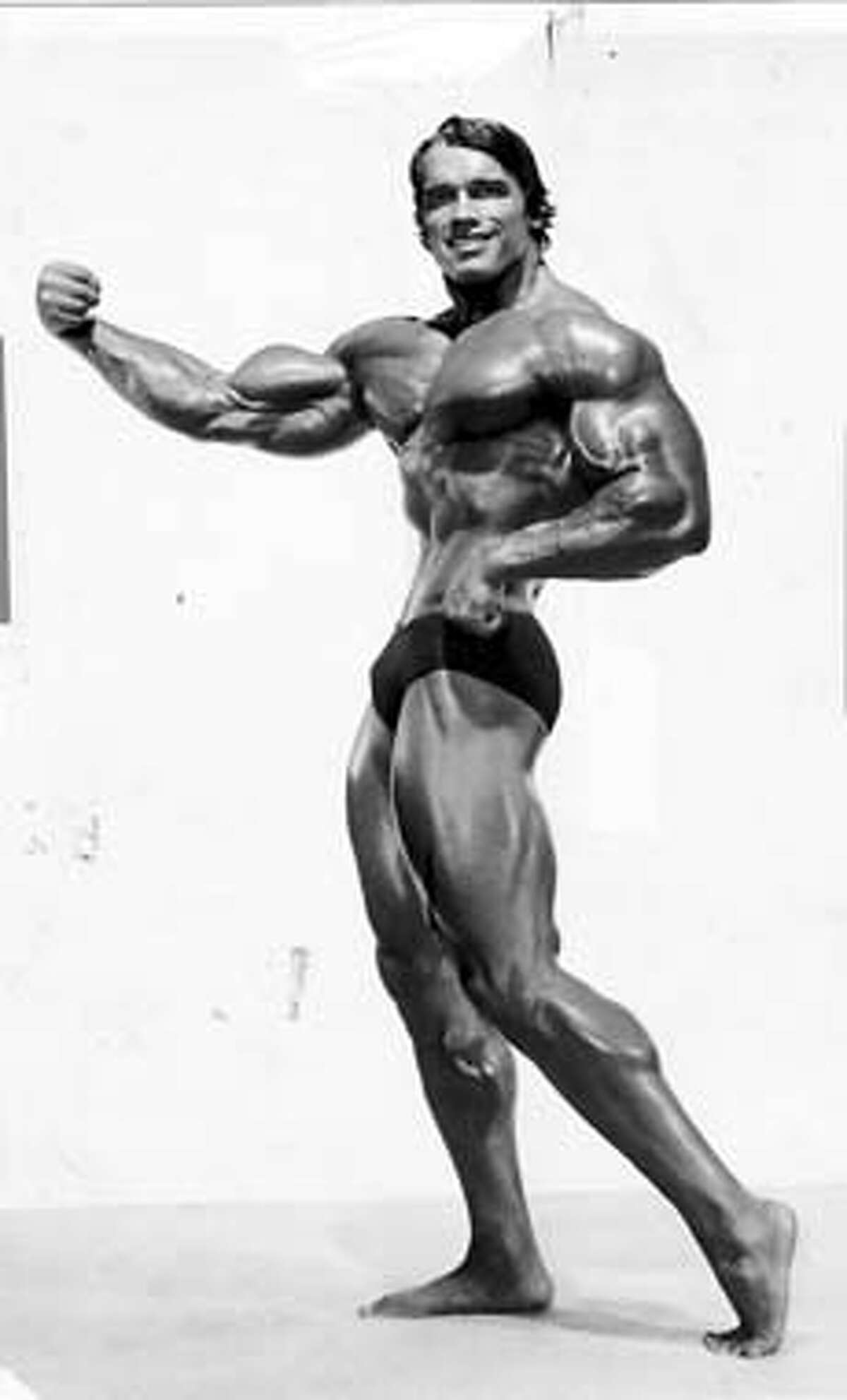 Schwarzenegger Linked To Contests With Steroids Questions Raised Over His Campaign Against Use