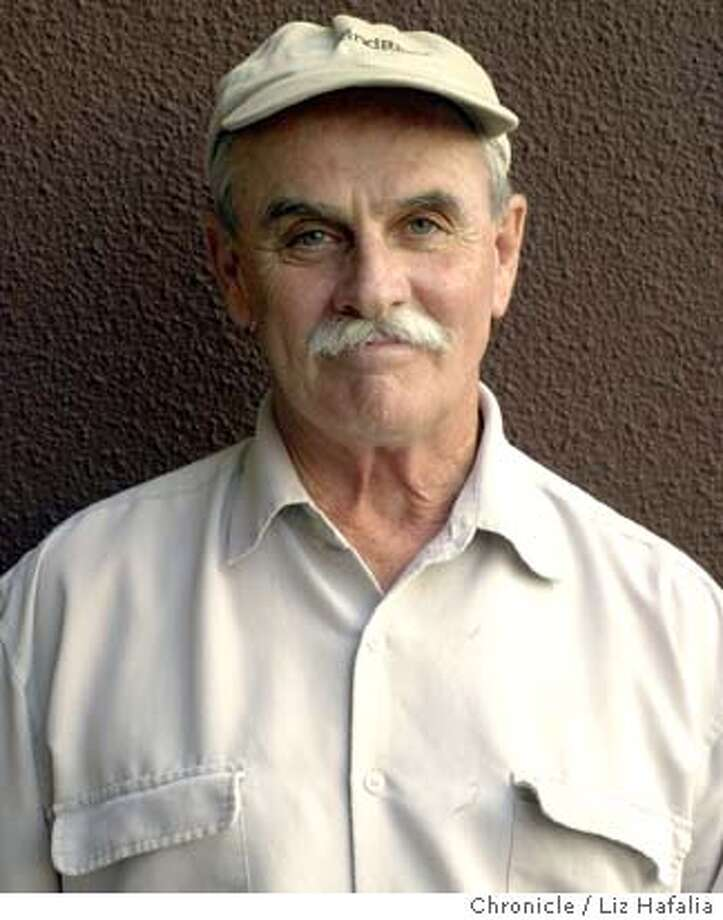 Two-cents. John O'Brien of Petaluma. (PHOTOGRAPHED BY LIZ HAFALIA/THE SAN FRANCISCO CHRONICLE) Photo: LIZ HAFALIA