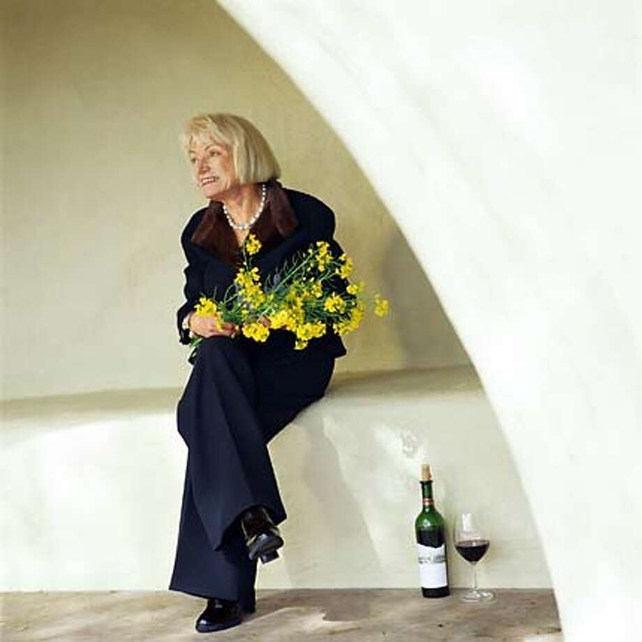 Margrit Mondavi will become the first inductee into the Women for WineSense Hall of Fame.