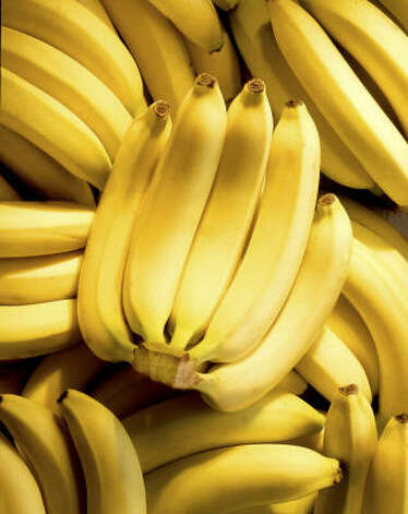U.S.: Bananas. You'll definitely get your potassium. Photo: Fo2mas