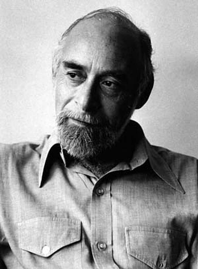 FILE-- Eliot Freidson, a leading researcher in the sociology of medicine and other professions, died of non-Hodgkins lymphoma on Dec. 14 at the Zen Hospice in San Francisco. He was 82. Photo: HO