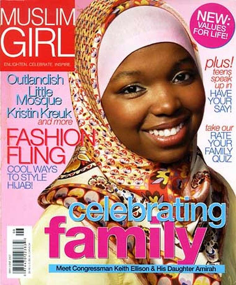 Muslim women magazine Photo: Handout