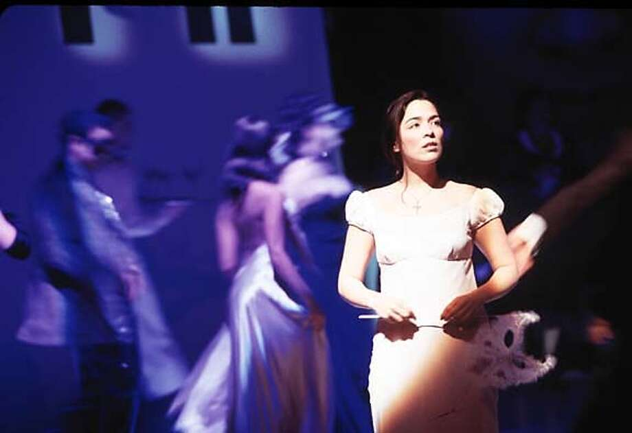 THIS IS A HANDOUT IMAGE. PLEASE VERIFY RIGHTS. DIVIDE03B-C-28FEB03-DD-HO  Oregon Shakespeare Festival's Romeo & Juliet (Nancy Rodriguez) at the Capulet dance. Photo by Jennifer Reiley. ASHLAND HANDOUT PHOTO/VERIFY RIGHTS AND USEAGE Ran on: 12-25-2005  Orcas play in the waters off of Vancouver Island in British Columbia, one of several scenic Canadian locales with lodgings recommended by Chronicle readers. Photo: HANDOUT