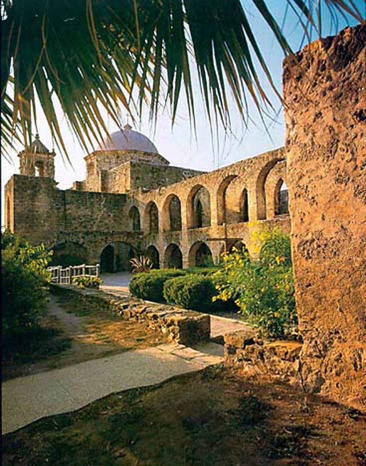 Mission San Jose, a San Antonio Mission.