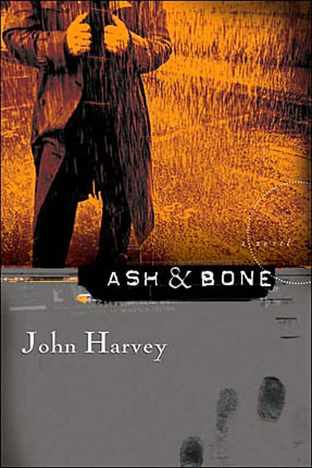 "Book cover art for, ""Ash & Bone"" by John Harvey. Photo: No Byline"