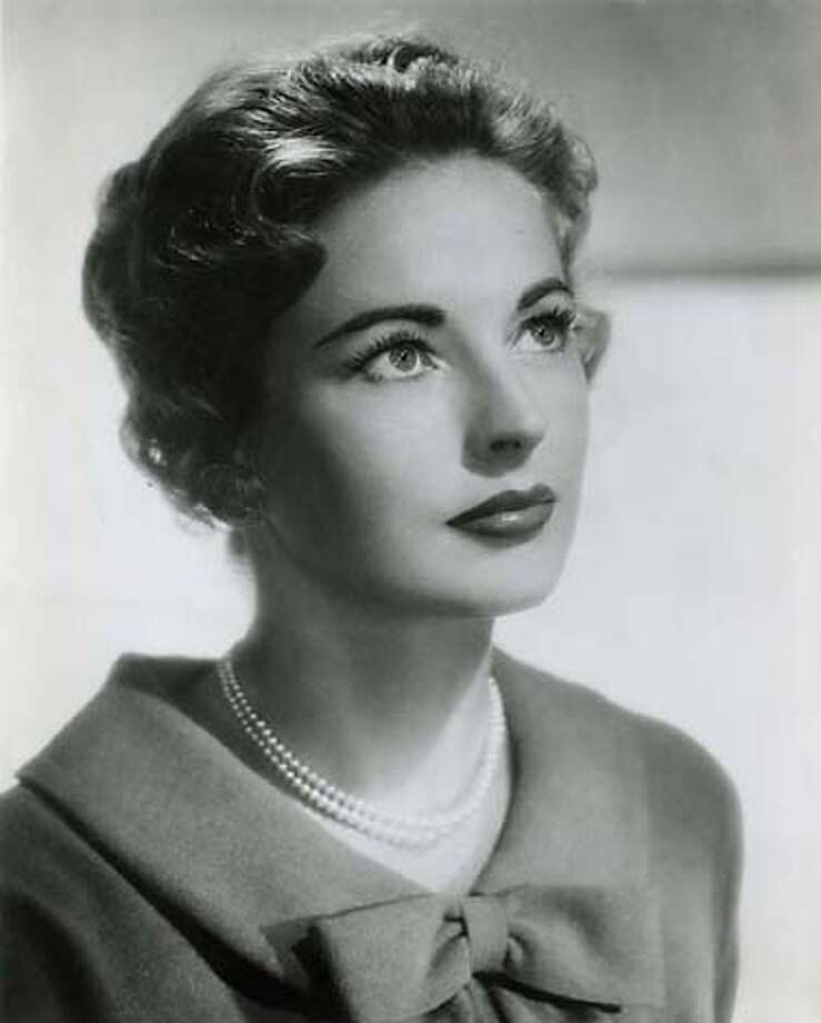 Actress Colleen Gray in publicity photo taken around 1954