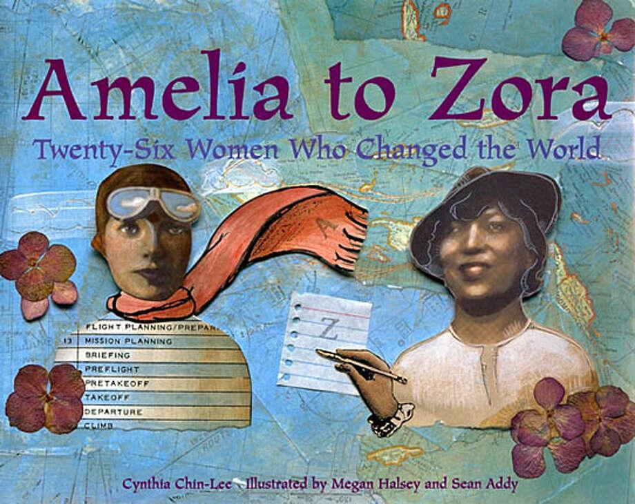 """from """"amelia to zora"""""""