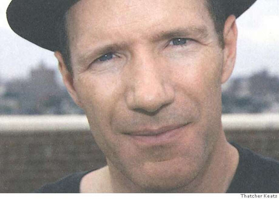 Rick Moody. Photo by Thatcher Keats