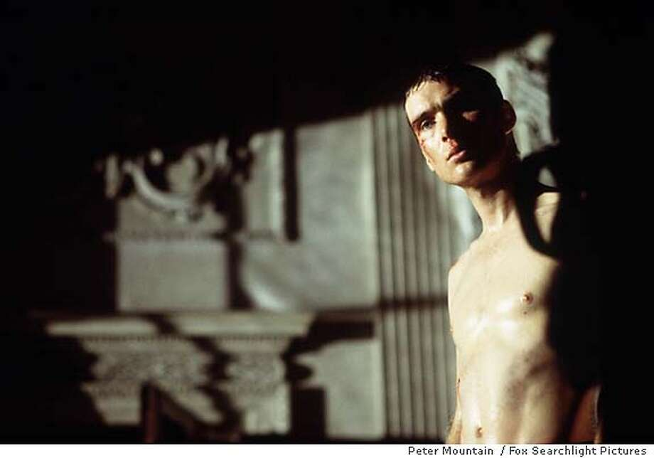 """DAYS27-c For DAYS27, Datebook ; Cillian Murphy in Fox Searchlight Pictures """"28 DAYS LATER"""" ; Photo Credit: Peter Mountain ; Inserted into mediagrid on 5/16/03 in . Peter Mountain / Fox Searchlight Pictures Photo: Peter Mountain"""
