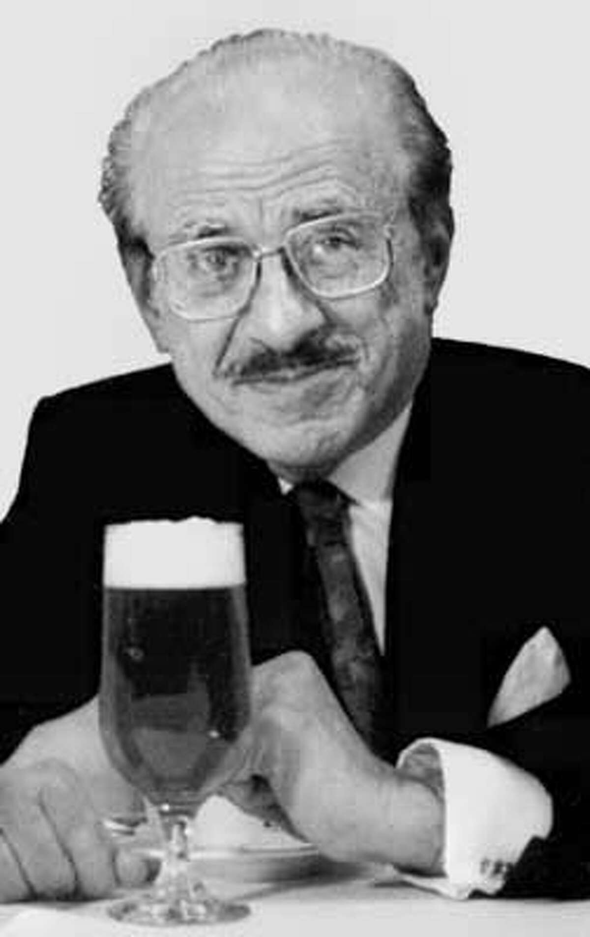 Obituary photo of Joseph L. Owades, PhD. Noted brewing expert and inventor of light beer. Born: July 9, 1919, New York, New York Died: December 16, 2005, Sonoma, California Photo: Courtesy of the family Ran on: 12-20-2005 Joseph Owades created the formulas for Samuel Adams, Petes Wicked Ale and Foggy Bottom Beer, among others. Ran on: 12-20-2005 The vehicle Tim Albone was riding in