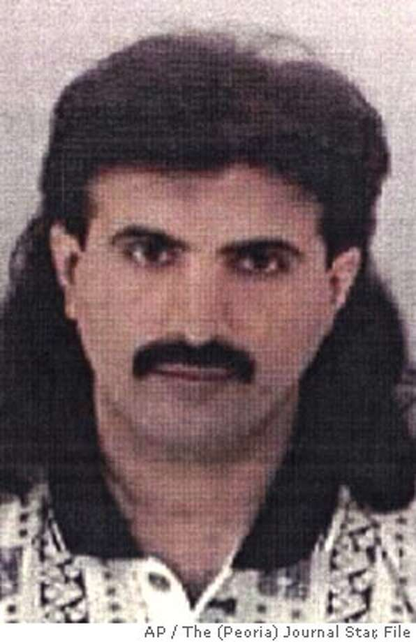 ** FILE ** Former Bradley University student Ali al-Marri, is shown in this undated file photo. The Bush administration cannot legally detain Ali al-Marri, an immigrant it deems an al-Qaida sleeper agent, without charge and must allow him to be released from military detention, a divided 4th U.S. Circuit Court of Appeals ruled Monday, June 11, 2007. (AP Photo/The (Peoria) Journal Star) ** NO SALES **