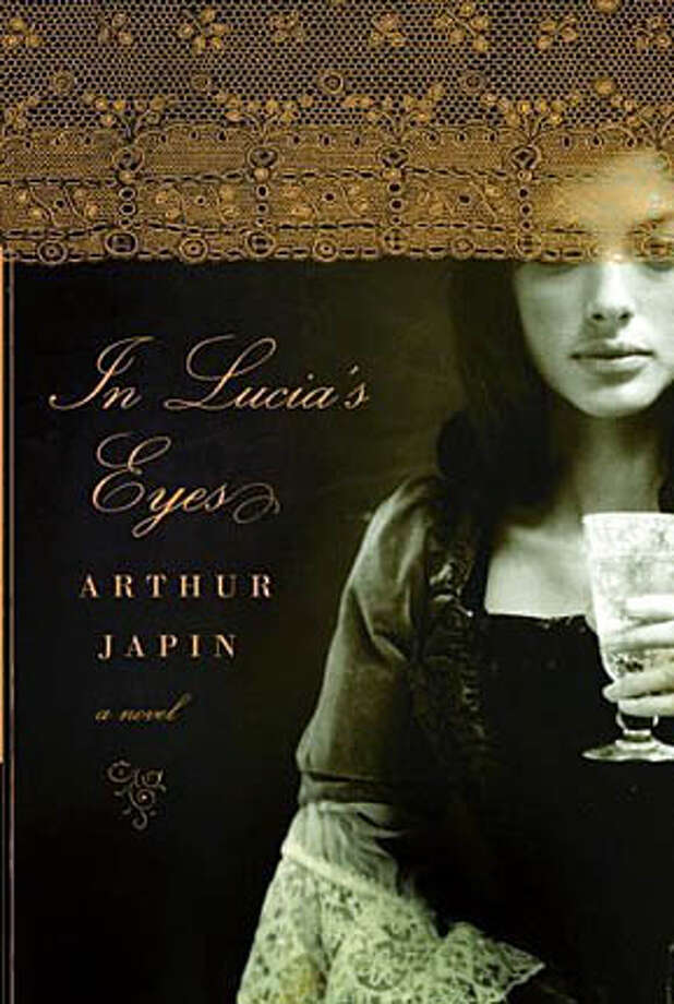 "Book cover art for, ""In Lucia's Eyes"" by Arthur Japin. Photo: No Byline"