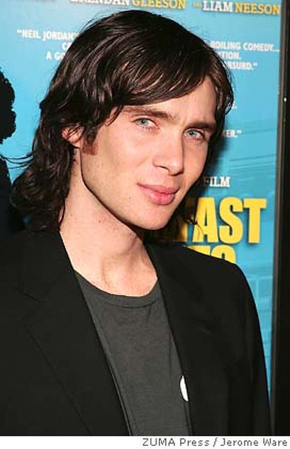 Nov 12, 2005; Hollywood, CA, USA; Actor CILLIAN MURPHY during arrivals. The AFI flm festival presents a special screening of Breakfast On Pluto at the Arclight Theater.  Mandatory Credit: Photo by Jerome Ware/ZUMA Press.  (�) Copyright 2005 by Jerome Ware [Photo via NewsCom]  ZUMA Press / Jerome Ware Photo: Jerome Ware