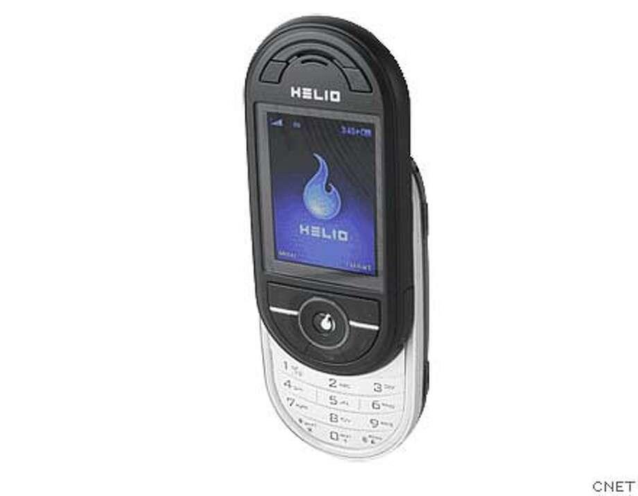 � Helio Ocean slider phone for CNET11 Photo: Cnet