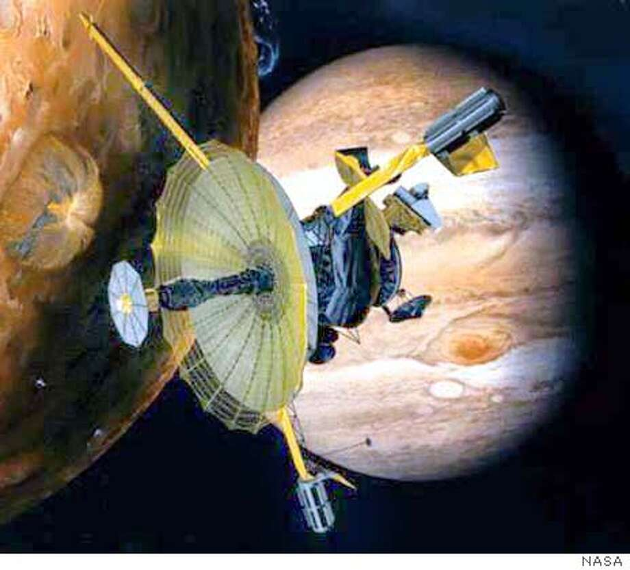 nasa galileo probe - photo #9