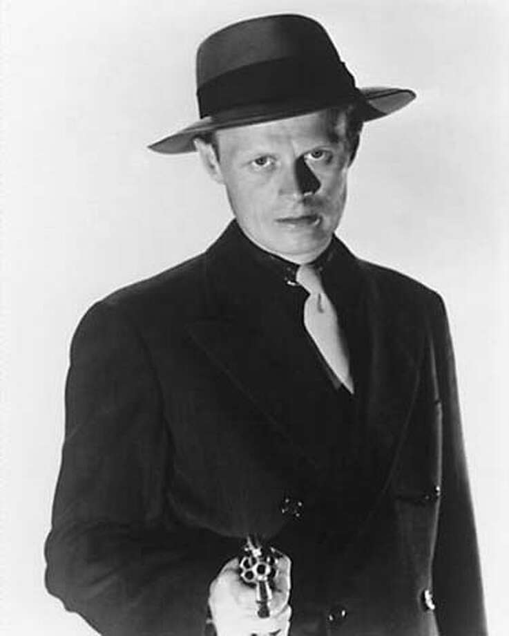 "Richard Widmark in ""Kiss of Death"" (1947) Photo: 20th Century Fox"