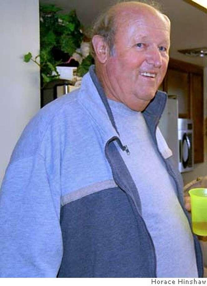 Obituary photo of Jack Kerrigan  Photo courtesy of Horace Hinshaw Photo: Courtesy Of Horace Hinshaw