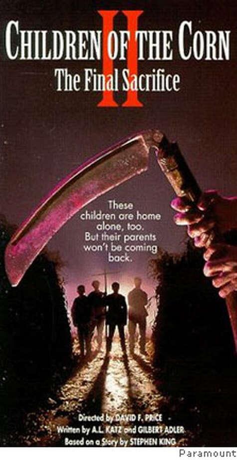 dvd cover for CHILDREN OF THE CORN II Photo: Amazon.com