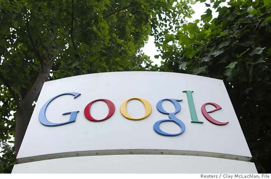 The Google headquarters in Mountain View, California is shown in this August 18, 2004 file photo. Google Inc. plans to pay $1 billion for a 5 percent stake in Time Warner Inc.'s online unit AOL, The Wall Street Journal reported on December 16, 2005, citing people familiar with the situation. REUTERS/Clay McLachlan Photo: CLAY MCLACHLAN