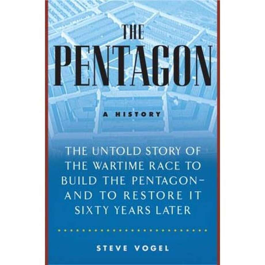 """The Pentagon: A History"" by Steve Vogel"