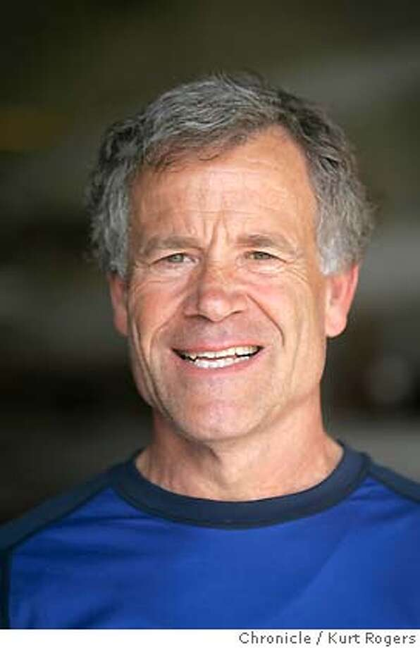 � Walter Hallanan rower and his Slick S2 Sculling Blade's WEDNESDAY, APRIL 11, 2007 KURT ROGERS SAUSALITO THE CHRONICLE KURT ROGERS/THE CHRONICLE OBSESSION06-10-2007_0032_kr.jpg MANDATORY CREDIT FOR PHOTOG AND SF CHRONICLE / NO SALES-MAGS OUT Photo: KURT ROGERS