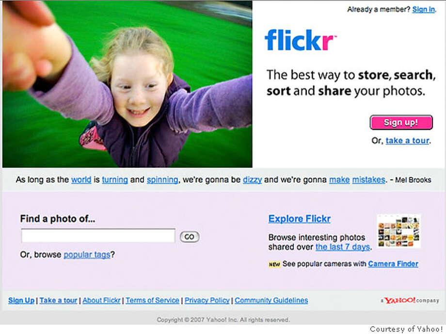 Flickr screengrab. Handout Photo: Handout