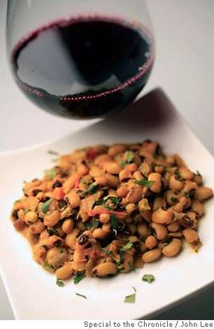 CURRY01JOHNLEE.JPG  Black-eyed pea curry.  By JOHN LEE/SPECIAL TO THE CHRONICLE Photo: JOHN LEE