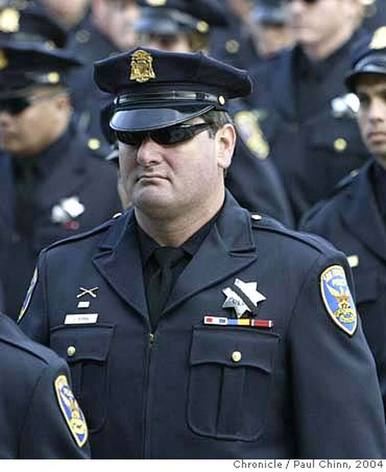 funeral17_035_pc.jpg  San Francisco Police Officer Jesse Serna attends the funeral services for slain San Francisco police officer Isaac Espinoza at St. Mary's Cathedral on 4/16/04 in San Francisco. PAUL CHINN/The Chronicle ID HAS BEEN CONFIRMED BY TWO OUTSIDE SOURCES WHO KNOW HIM.  4GATE  42519  Ran on: 05-25-2007  Officer Jesse Serna has reported using force and injuring people.  Ran on: 05-25-2007 Ran on: 05-25-2007  Officer Jesse Serna has reported using force and injuring people.  Ran on: 05-25-2007 Ran on: 05-25-2007 Ran on: 05-31-2007  Officer Jesse Serna reported using force 57 times and injuring 31 citizens during the 1996-2004 time period.  Ran on: 05-31-2007  Officer Jesse Serna reported using force 57 times and injuring 31 citizens during the 1996-2004 time period. MANDATORY CREDIT FOR PHOTOG AND S.F. CHRONICLE/NO SALES - MAGS OUT Photo: PAUL CHINN