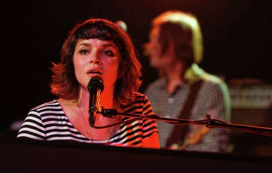 Norah Jones performs her entire new album during the SXSW Music Festival in Austin, Texas on Saturday, March 17, 2012. Photo: AP