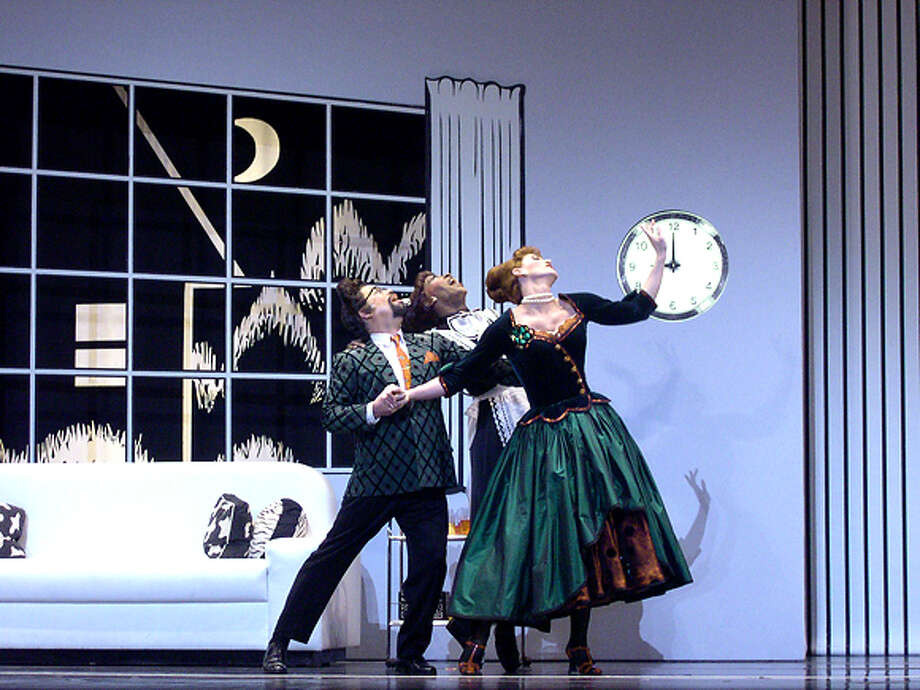 The Mark Morris Dance Group returns to Zellerbach Hall with The Hard Nut, Mark Morris' adaptation of the traditional Nutcracker ballet. Photo: H.o.