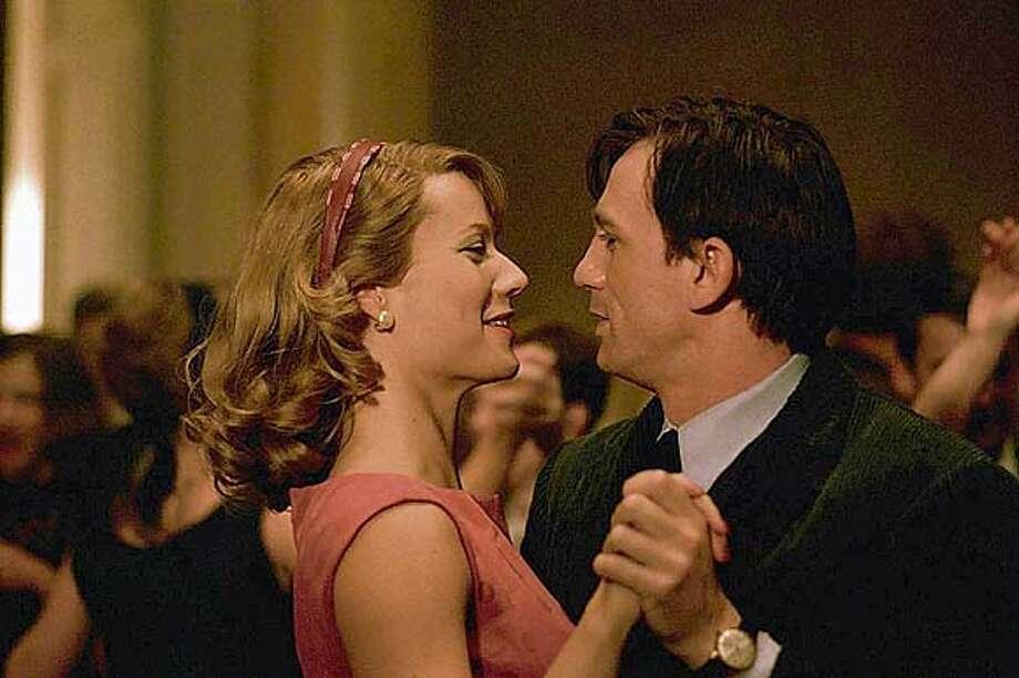 "MILL VALLEY FILM FESTIVAL 2003  ""SYLVIA"" GWYNETH PALTROW AND DANIEL CRAIG IN CHRISTINE JEFF'S ""SYLVIA"""
