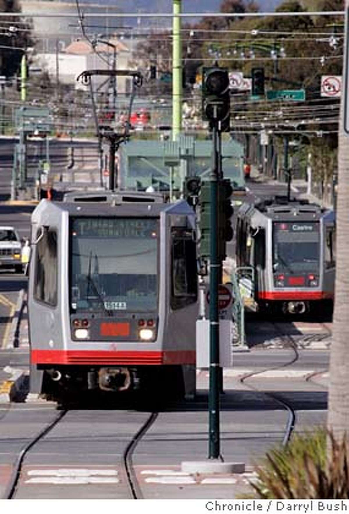 The task force's investment plan recommends rehabilitating and maintaining the Muni fleet.
