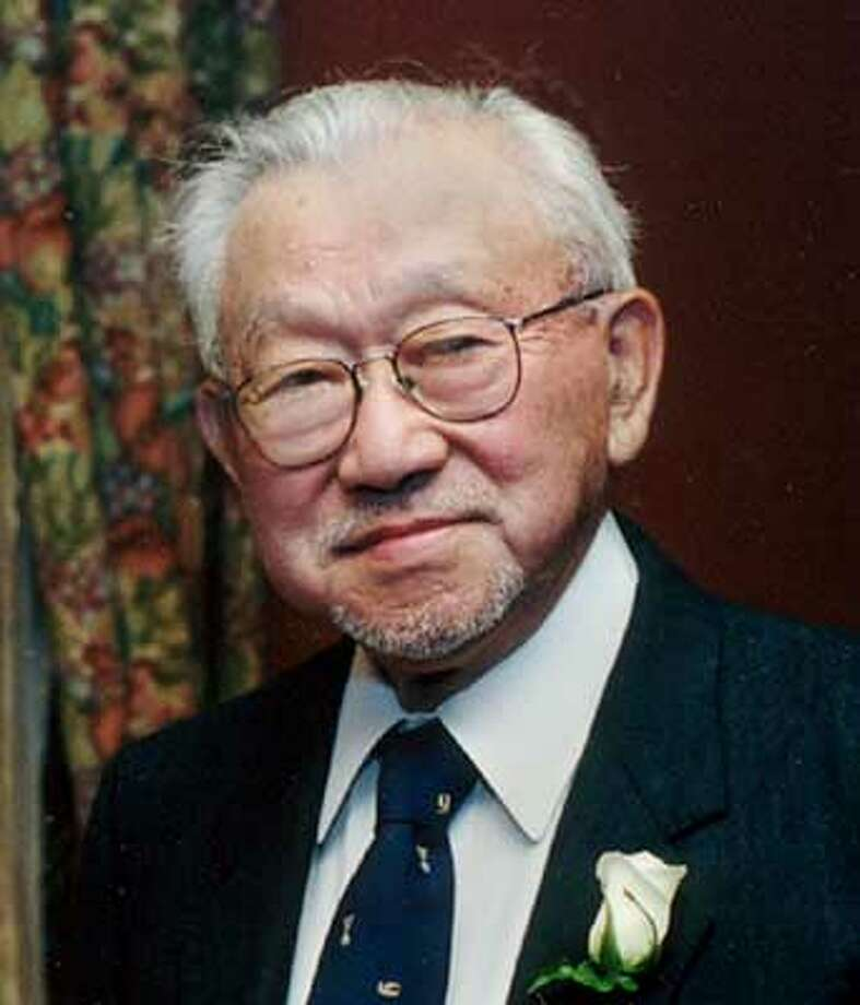 Obituary photo of Mineo Katagiri. Ran on: 12-12-2005  The Rev. Mineo Katagiri was an advocate for minority rights. Photo: SFC
