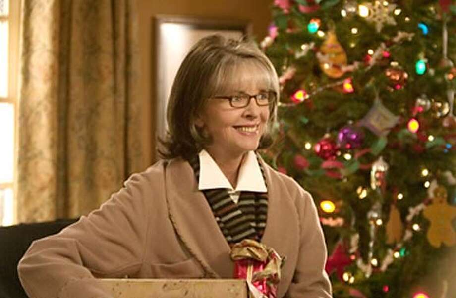 "Diane Keaton in ""The Family Stone"" 2005 20th Century Fox Photo: Zade Rosenthal"