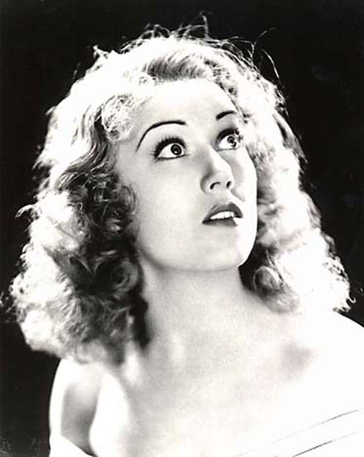 "**FILE**This is an undated picture of Fay Wray, best-remembered as the beautiful woman held by the giant gorilla in ""King Kong,"" the 1933 classic film. Wray, 96, died Sunday, Aug.8, 2004, at her Manhattan apartment, said Rick McKay, a friend and director of the last film she appeared in.(AP Photo) Ran on: 08-10-2004  King Kong takes a terrifyingly longing look at Fay Wray, out on a limb in the jungle in the 1933 classic film on which her fame rests. Ran on: 08-10-2004 Ran on: 08-10-2004  King Kong takes a terrifyingly longing look at Fay Wray, out on a limb in the jungle in the 1933 classic film on which her fame rests. Ran on: 08-10-2004 Ran on: 08-10-2004 Ran on: 09-05-2004  Tobey Maguire: Young for his age? Ran on: 12-28-2004  03.26.04: JAN BERRY Ran on: 04-01-2005  Is Fay Wray scared of what could happen to &quo;King Kong&quo;? UNDATED B&W PHOTO Photo: AP"