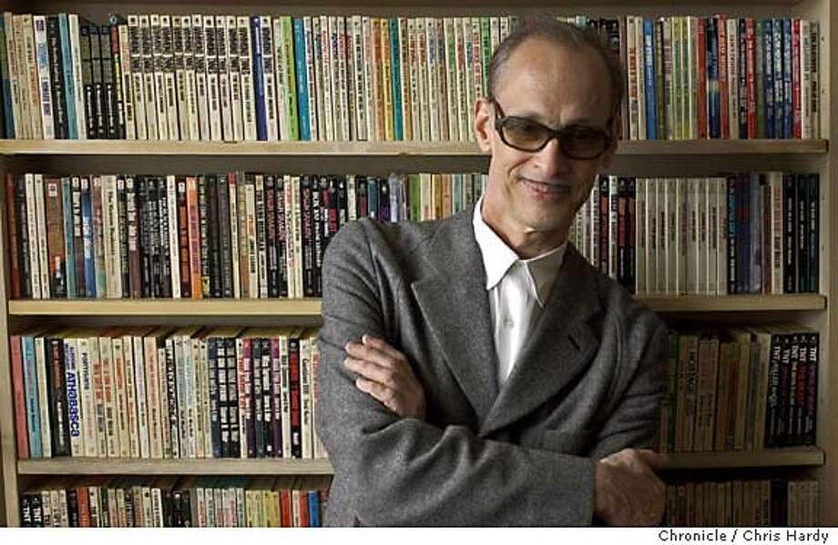 Director John Waters, his movie Hairspray was made into a stage musical. He is at Kayo bookstore  Event on 4/19/04 in San Francisco.  Chris Hardy / San Francisco Chronicle Photo: Chris Hardy