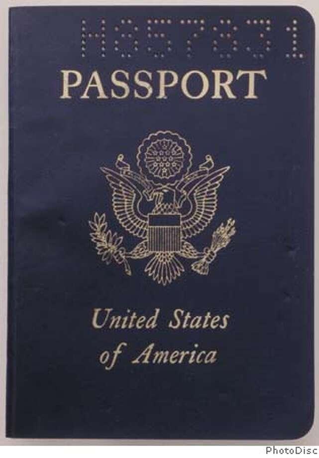 United States passport Photo: PhotoDisc