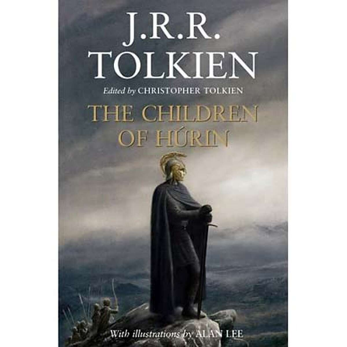 """""""The Children of H�rin"""" by J.R.R. Tolkien, edited by Christopher Tolkien(Houghton Mifflin; 313 pages; $26)"""