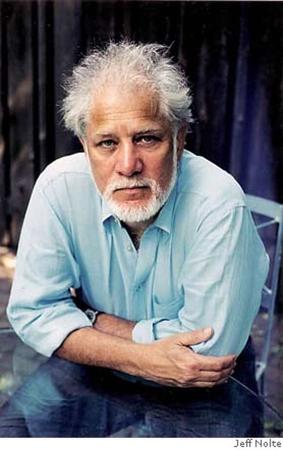 "Michael Ondaatje, author of ""Divisadero""  FOR USE WITH BOOK REVIEW ONLY Photo: Jeff Nolte"