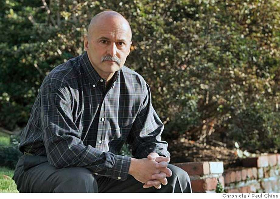 lopes10_009_pc.jpg  Retired Berkeley police lieutenant Russ Lopes on 12/9/05 in Kensington, Calif. Lopes has arrested many suspects over the past two years for old murder cases only to see the district attorney refuse to prosecute.  PAUL CHINN/The Chronicle MANDATORY CREDIT FOR PHOTOG AND S.F. CHRONICLE/ - MAGS OUT Photo: PAUL CHINN