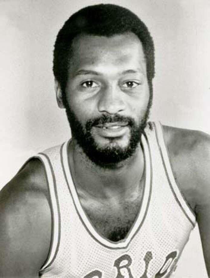 CHARLESJOHNSON_PH1.jpg Date Unknown - Golden State Warriors basketball player Charles Johnson handout handout Photo: Handout