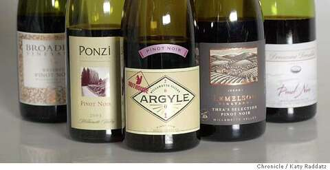 Oregon's second wave / A new generation of winemakers pushes the