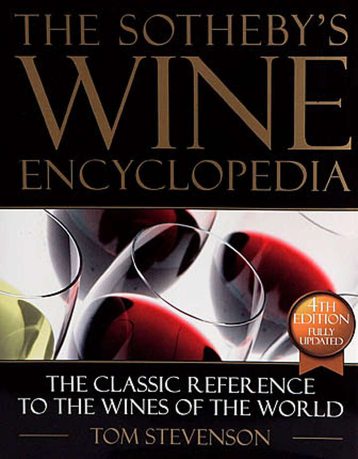 The World's Greatest Wine Estates Book and Sotheby's Wine Encyclopedia book. John Storey San Francisco Event on 11/23/05 Photo: John Storey