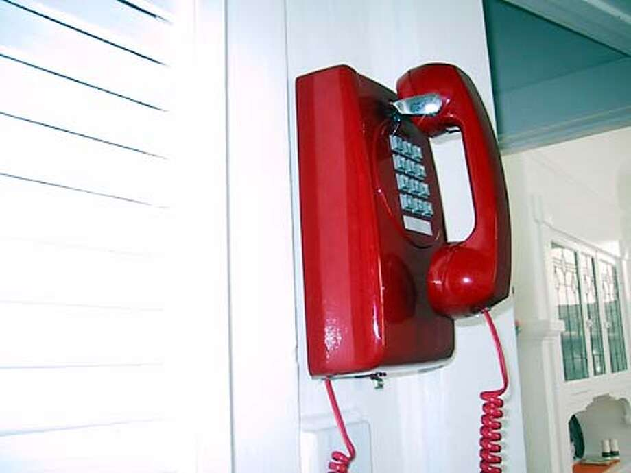 For HOTSTUFF10, home; Classic phone designs for Hot Stuff column ; on 1/1/80 in . / HO