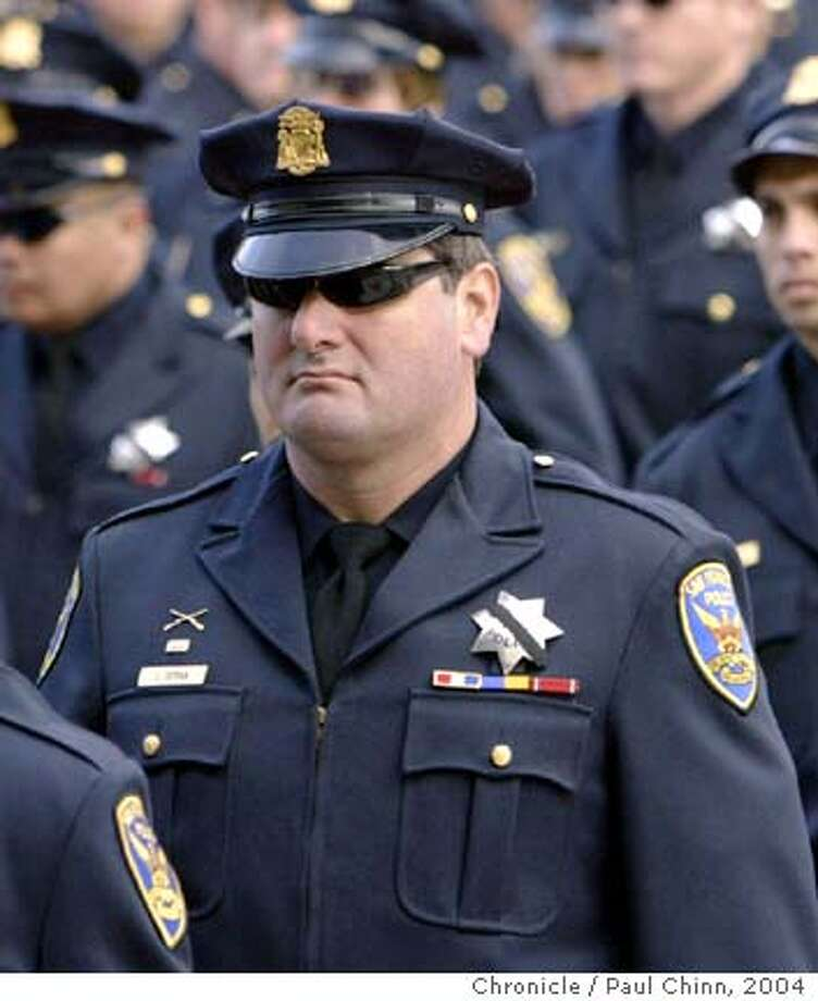 funeral17_035_pc.jpg  San Francisco Police Officer Jesse Serna attends the funeral services for slain San Francisco police officer Isaac Espinoza at St. Mary's Cathedral on 4/16/04 in San Francisco. PAUL CHINN/The Chronicle ID HAS BEEN CONFIRMED BY TWO OUTSIDE SOURCES WHO KNOW HIM.  4GATE  42519  Ran on: 05-25-2007  Officer Jesse Serna has reported using force and injuring people.  Ran on: 05-25-2007 Ran on: 05-25-2007  Officer Jesse Serna has reported using force and injuring people.  Ran on: 05-25-2007 Ran on: 05-25-2007 Ran on: 05-31-2007  Officer Jesse Serna reported using force 57 times and injuring 31 citizens during the 1996-2004 time period.  Ran on: 05-31-2007  Officer Jesse Serna reported using force 57 times and injuring 31 citizens during the 1996-2004 time period. Photo: PAUL CHINN