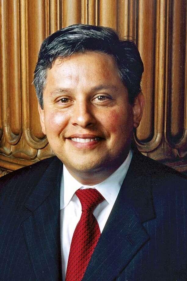 Gerardo Sandoval, Golden Gate Bridge Board of Directors. Ran on: 11-04-2005 Photo: Handout